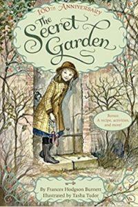 book cover The Secret Garden by Frances Hodgson Burnett