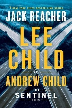 book cover The Sentinel by Lee Child and Andrew Child