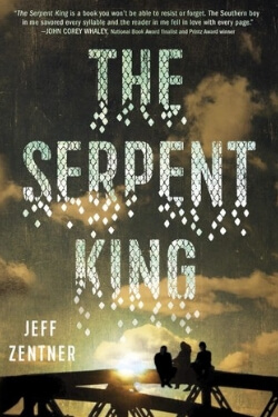 book cover The Serpent King by Jeff Zentner