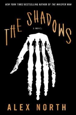 book cover The Shadows by Alex North