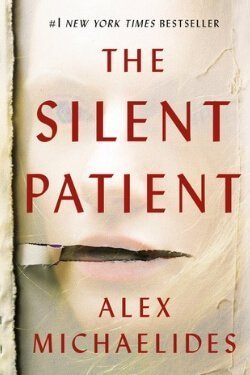 book cover The Silent Patient by Alex Michaelides