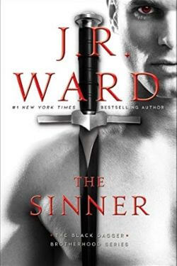 book cover The Sinner by J. R. Ward