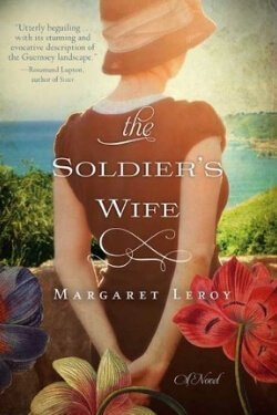 book cover The Soldier's Wife by Margaret Leroy
