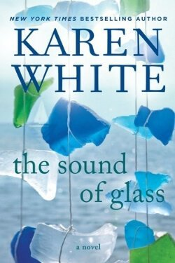 book cover The Sound of Glass by Karen White