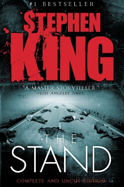 book cover The Stand by Stephen King