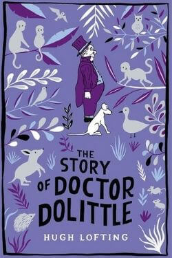book cover The Story of Doctor Doolittle by Hugh Lofting