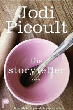 book cover The Storyteller by Jodi Picoult
