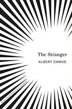 book cover The Stranger by Albert Camus