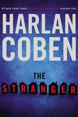 book cover The Stranger by Harlan Coben