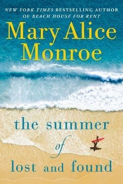 book cover The Summer of Lost and Found by Mary Alice Monroe