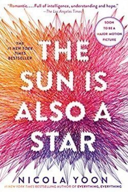 book cover The Sun is Also a Star by Nicola Yoon