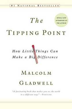 book cover The Tipping Point by Malcolm Gladwell
