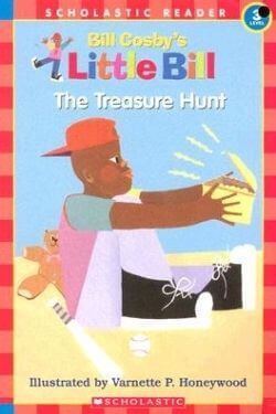 book cover The Treasure Hunt by Bill Cosby