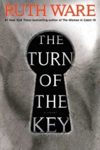 book cover The Turn of the Key by Ruth Ware