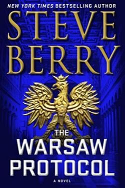 book cover The Warsaw Protocol by Steve Berry