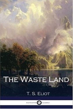 book cover The Waste Land by T. S. Eliot