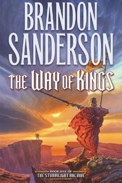 book cover The Way of Kings by Brandon Sanderson