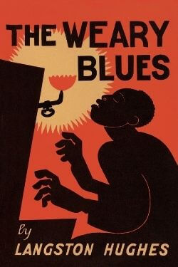 book cover The Weary Blues by Langston Hughes