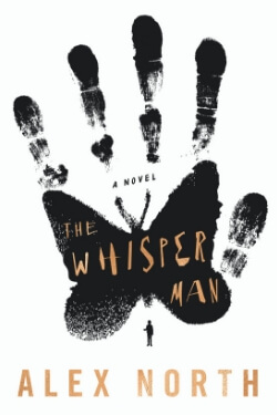 book cover Whisper Man by Alex North