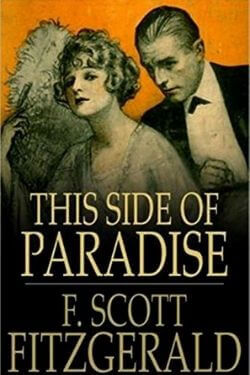 book cover This Side of Paradise by F. Scott Fitzgerald