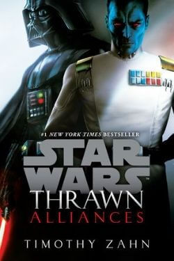 book cover Thrawn: Alliances by Timothy Zahn