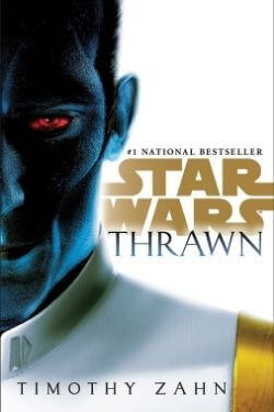 book cover Thrawn by Timothy Zahn