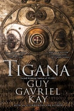 book cover Tigana by Guy Gavriel Key