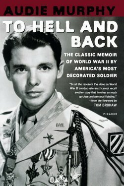 book cover To Hell and Back by Audie Murphy