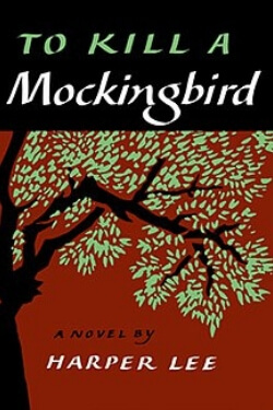 book cover To Kill a Mockingbird by Harper Lee