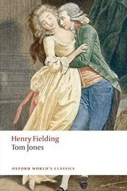 book cover The History of Tom Jones, A Foundling by Henry Fielding