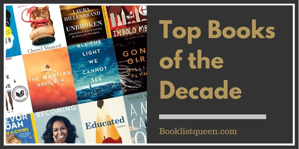 Top Books of the Decade