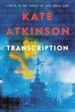 book cover Transcription by Kate Atkinson