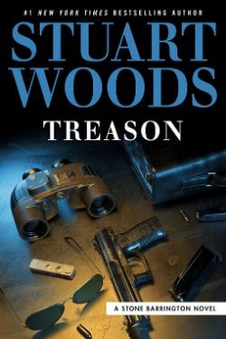book cover Treason by Stuart Woods