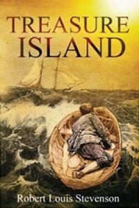 book cover Treasure Island by Robert Louis Stevenson