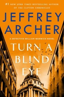 book cover Turn a Blind Eye by Jeffrey Archer