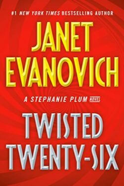 book cover Twisted Twenty-Six by Janet Evanovich