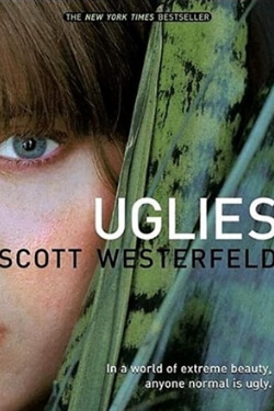 book cover Uglies by Scott Westerfeld