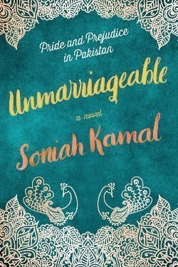 book cover Unmarriageable by Soniah Kamal