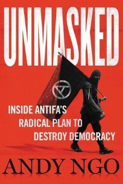 book cover Unmasked by Andy Ngo