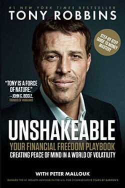 book cover Unshakeable by Tony Robbins
