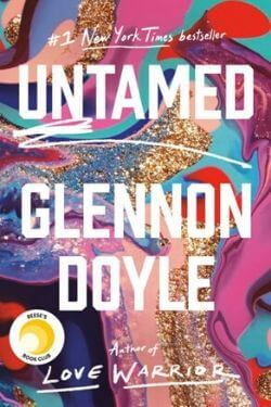 book cover Untamed by Glennon Doyles