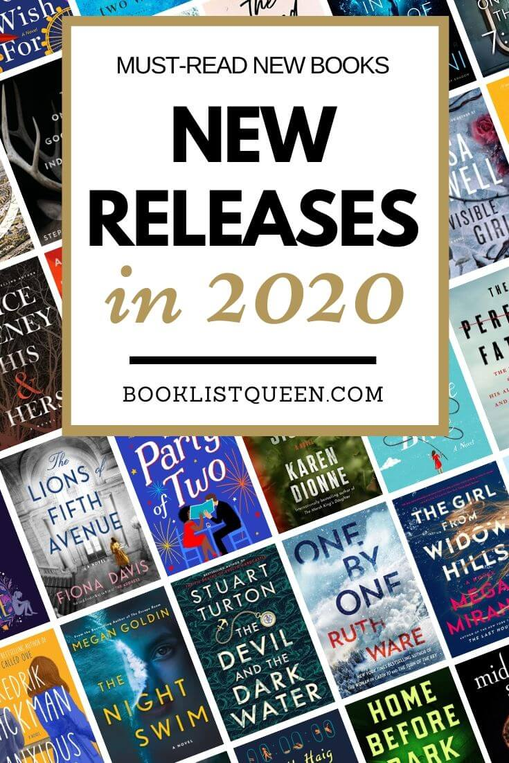 New Upcoming Book Releases in 2020
