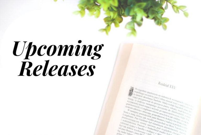 Upcoming Book Releases