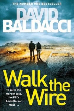 book cover Walk the Wire by David Baldacci