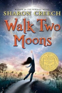 book cover Walk Two Moons by Sharon Creech