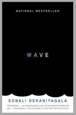 book cover Wave by Sonali Deraniyagala