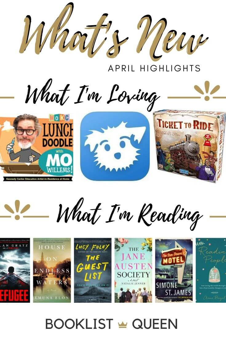 What's New April 2020 Highlights