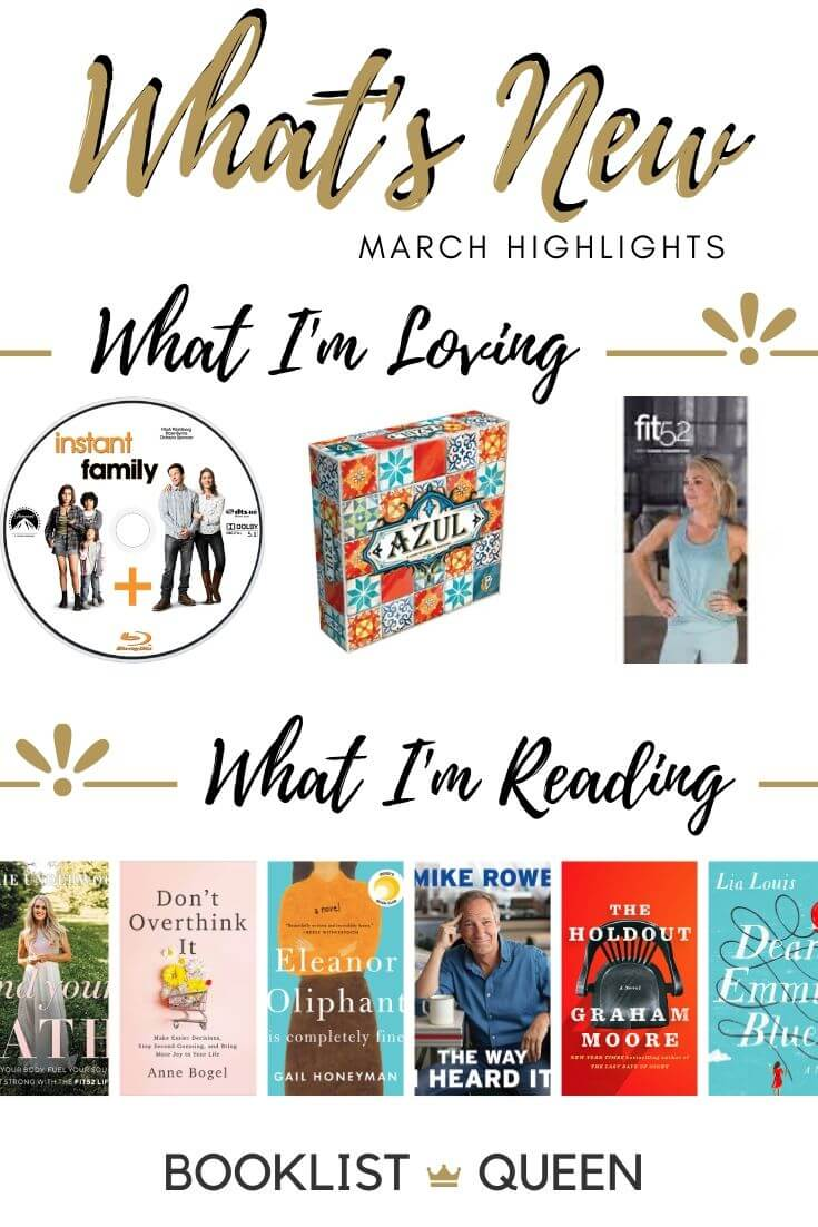 What's New - March Highlights