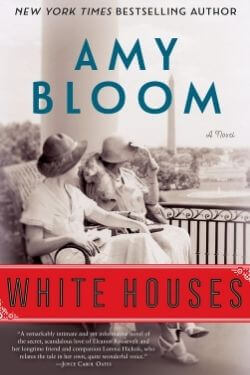 book cover White Houses by Amy Bloom