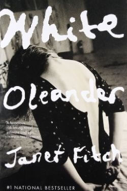 book cover White Oleander by Janet Fitch